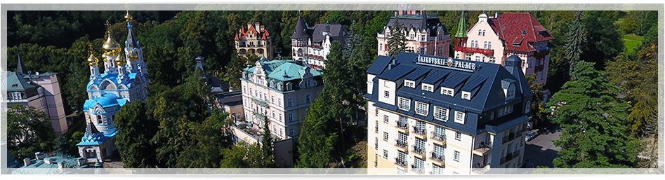 Attractions of Karlovy Vary