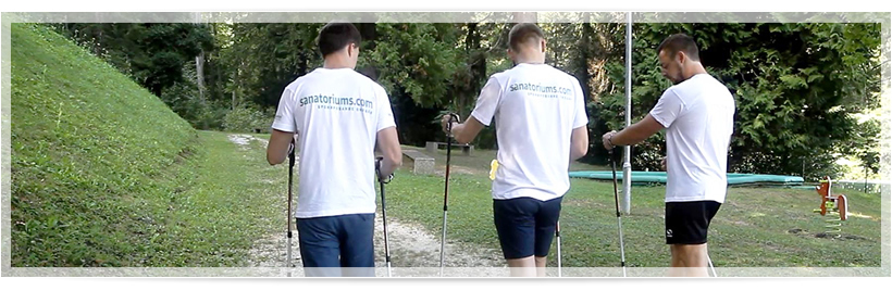 Scandinavian (Nordic) walking